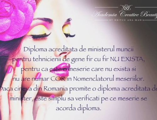 Despre Diploma Gene False
